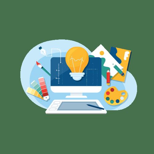 Design website bedrijf - Planet Webdesign