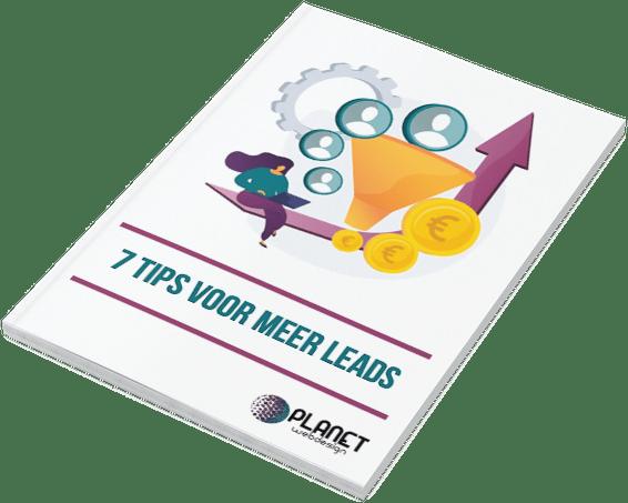 7 tips voor meer leads